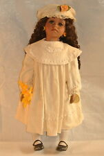 Duck House Muslin Outfit African American Doll