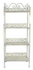 French Country Metal Bookcases, Shelving & Storage Furniture