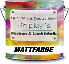 Shipley's 5 Liter Innenfarbe Wandfarbe Dispersionsfarbe frische Trendfarbtöne