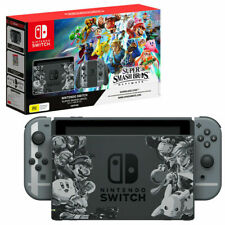 Nintendo Switch Console Super Smash Bros Ultimate Edition