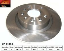 Disc Brake Rotor fits 2003-2008 Saab 9-3  BEST BRAKES USA