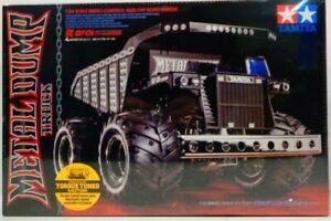 Tamiya 1/24 Metal Dump Truck GF-01 Limited Edition 4WD Kit TAM47329