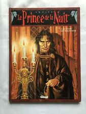BD - Le prince de la nuit La lettre de l'inquisiteur T 2 / EO / SWOLFS / GLENAT