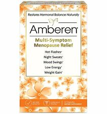 Amberen Menopause Relief Promotes Hormonal Balance, 60 capsules 🔥Fastship🔥