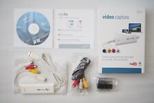Elgato USB Analog Video Capture For Mac iPod iPhone Composite S-Video SCART