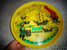 Ancien Jeu de Fipper publicitaire le Pirate Cadeau de Baril de la Lessive PERSIL