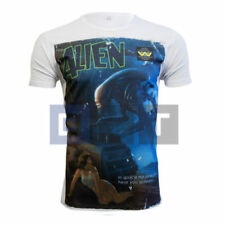 Alien Fitted T-Shirts for Men