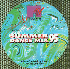 MTV presents summer dance mix 95: Volume 2 mixed by friends on the 2nd floor  CD
