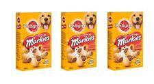 3 packs x Pedigree Markies Original 500g