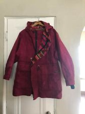 Women's Small Handmade Alaskan Parka Coat Never used
