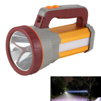 3000LM LED Rechargeable Work Light Torch Searchlight Emergency Lamp Flashlight