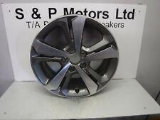 "Peugeot 308 14-21 17"" 7.5J ET44 Single Alloy Wheel 5x108 9677989777 #2"