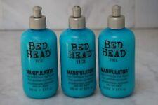 3 PACK. 8.5 oz. Tigi Bed Head Manipulator Daily Conditioner. NEW. FREE SHIPPING.