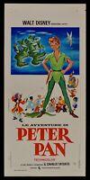 Plakat die Abenteuer Von Peter Pan Walt Disney Animation Zeichentrickfilm N39