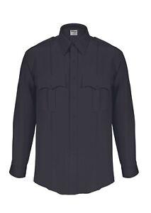 Elbeco Men's Textrop2 Long Sleeve Shirt, Size 18.5-37 - NWT