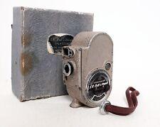 Vintage Bell & Howell Model 605  Double Run Eight 8mm film movie cine camera
