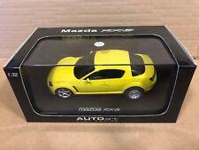 Autoart slot car 1/32 13031 Mazda RX-8 USED