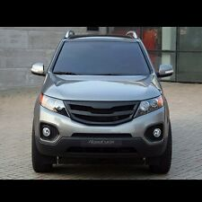 Radiator Grille Front Hood Grill Painted For Kia Sorento R 2009~2012