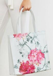 NWT Ted Baker London Large Babylon Print Icon Tote