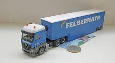 """FM1369,   MB  Bigspace  ,   Tiefbett Sattelzug      """"Felbermayr"""""""