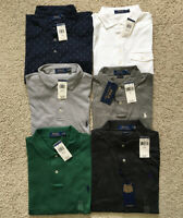 NWT Polo Ralph Lauren Men SOFT TOUCH Polo Shirt CLASSIC FIT Size S M L XL XXL