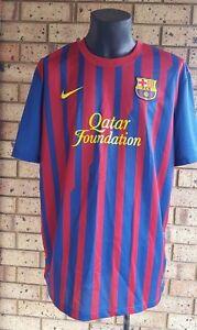 NIKE FC BARCELONA No.10 Original Jersey size XXL Home Soccer Football
