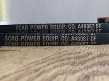 Scag Mower OEM Belt, Cutter Deck #48087 (made with Kevlar) A48087