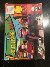 South Park Rally NES Nintendo 64 N64 FACTORY SEALED NEW Wear On Corner Rip Seal