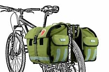 Roswheel Bike Rear Rack Bag Bicycle Double Panniers Bag 14686 Expedition Series