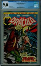 Tomb of Dracula #10 CGC 9.0 VF/NM 1st BLADE white pages Marvel comics 3839685009