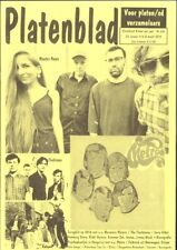 PLATENBLAD 241 FLESHTONES Mountain Movers SHORT 66 Pete Seeger CLINIC Icarus