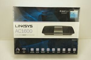 Linksys EA6400 AC1600 Dual Band Smart Wi-Fi Router *NOS* Factory Sealed