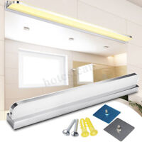 LED Over Mirror Front light Wall  Toilet Bathroom Cabinet Vanity Makeup