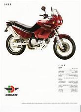 1993 Ducati E900 Elefant dual sport 1 page brochure