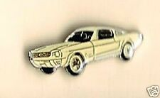 Automotive collectibles - 1965 Ford Mustang Fastback tac style pin