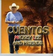(DA163) Cuentos, Mickey Lee And Friends - DJ CD