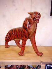 Tiger Figur, Lebensgroß ,Maß: L110xH95cm