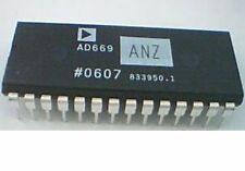 Monolithic 16-Bit DACPORT IC AD669 / AD669AN ( NEW )