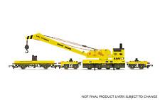 Hornby R6897 OO Gauge BR 75t Breakdown Crane