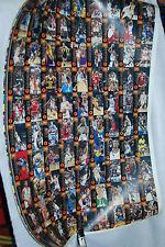 "1994 CLASSICS BASKETBALL UNCUT SHEET 37"" X 25"" CHARLES BARKLEY, LARRY BIRD"