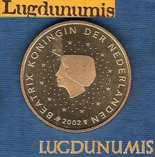 Pays Bas 2002 - 50 centimes d'Euro - Pièce neuve de rouleau - Netherlands