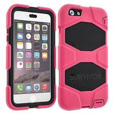 Carcasas Para iPhone 6 color principal rosa para teléfonos móviles y PDAs