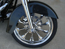 FOR HARLEY ROAD GLIDE ROAD KING PARTS HIGH QUALITY SMOOTH FRONT FENDER 89-2013