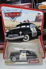 Disney CARS SHERIFF (DESERT ILLUSTRATION)