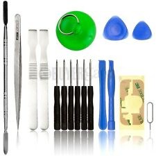 17 Pcs Repair Tool Kit Screwdriver Set Pry Fix Broken iPhone 3G/3GS/4/4G/4S/5/5s