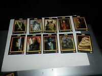 KFC.1999STAR WARS SET OF L20 INCLUDING TITLE CARD IN PKT TRADE CARDS