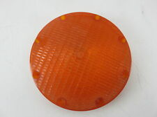 Atc Kd Lamp 3181-011 for Bus Truck 7� Rough Surface Round Amber Reflector Lens