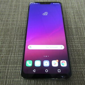 LG G7 THINQ, 64GB - (T-MOBILE) CLEAN ESN, WORKS, PLEASE READ!! 40931