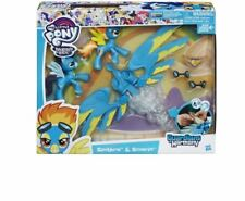 My Little Pony Spitfire and Soarin Figures Guardians of Harmony Character Toys