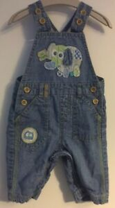 Boys Age 0-3 Months - Next Shorts Dungarees